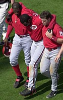 lateral meniscus bucket handle tear athlete