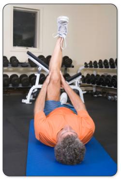 Stretching is needed knee range of motion meniscal damage
